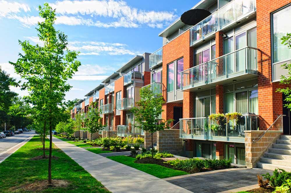 Neubau-Wohnungen (Erstbezug) in zentraler Lage