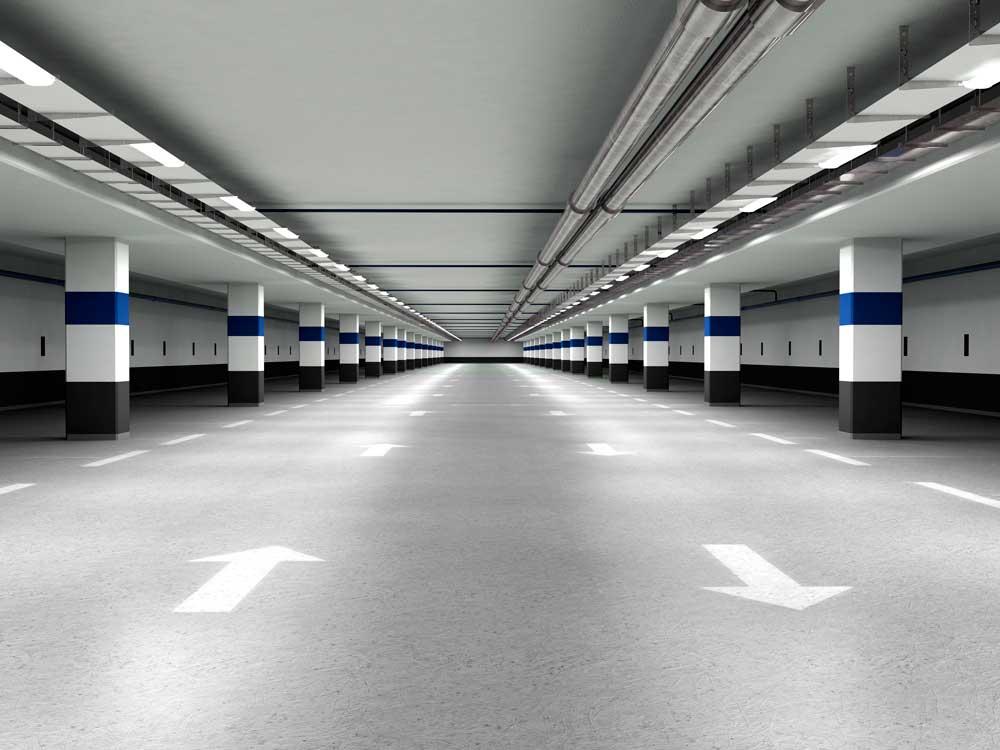 Stellplätze und Garagen
